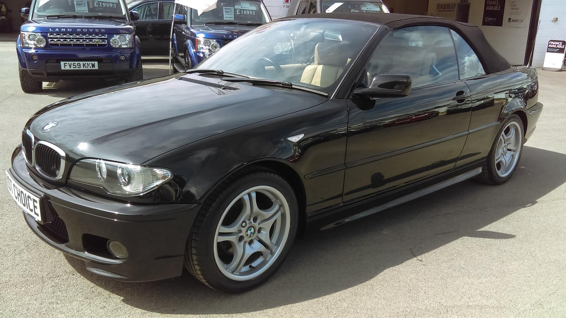 BMW 3 series 318Ci 2006 photo - 2