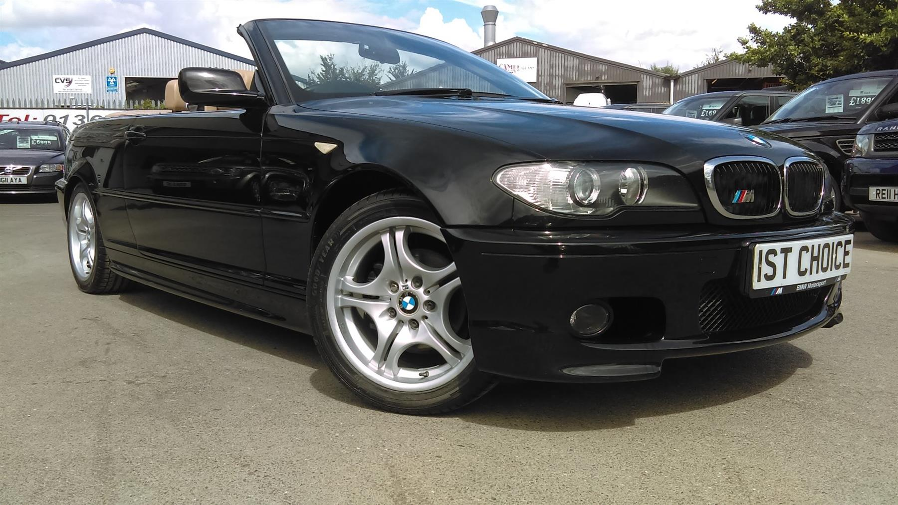 BMW 3 series 318Ci 2006 photo - 3