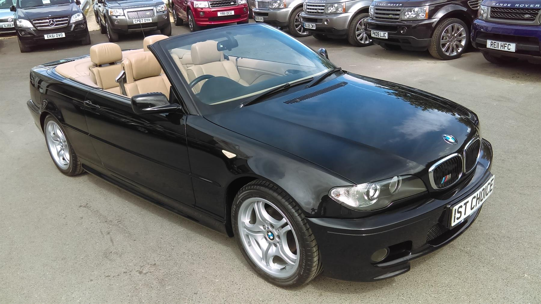 BMW 3 series 318Ci 2006 photo - 4