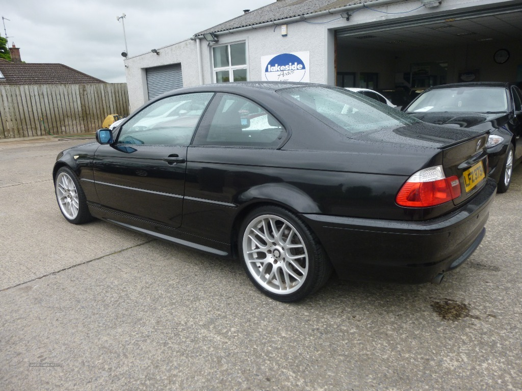 BMW 3 series 318Ci 2006 photo - 5