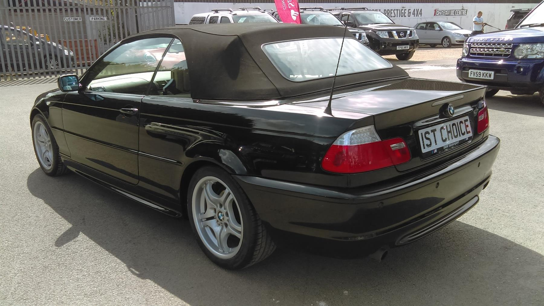 BMW 3 series 318Ci 2006 photo - 6