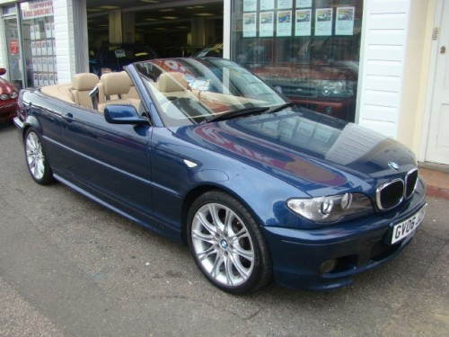 BMW 3 series 318Ci 2006 photo - 7