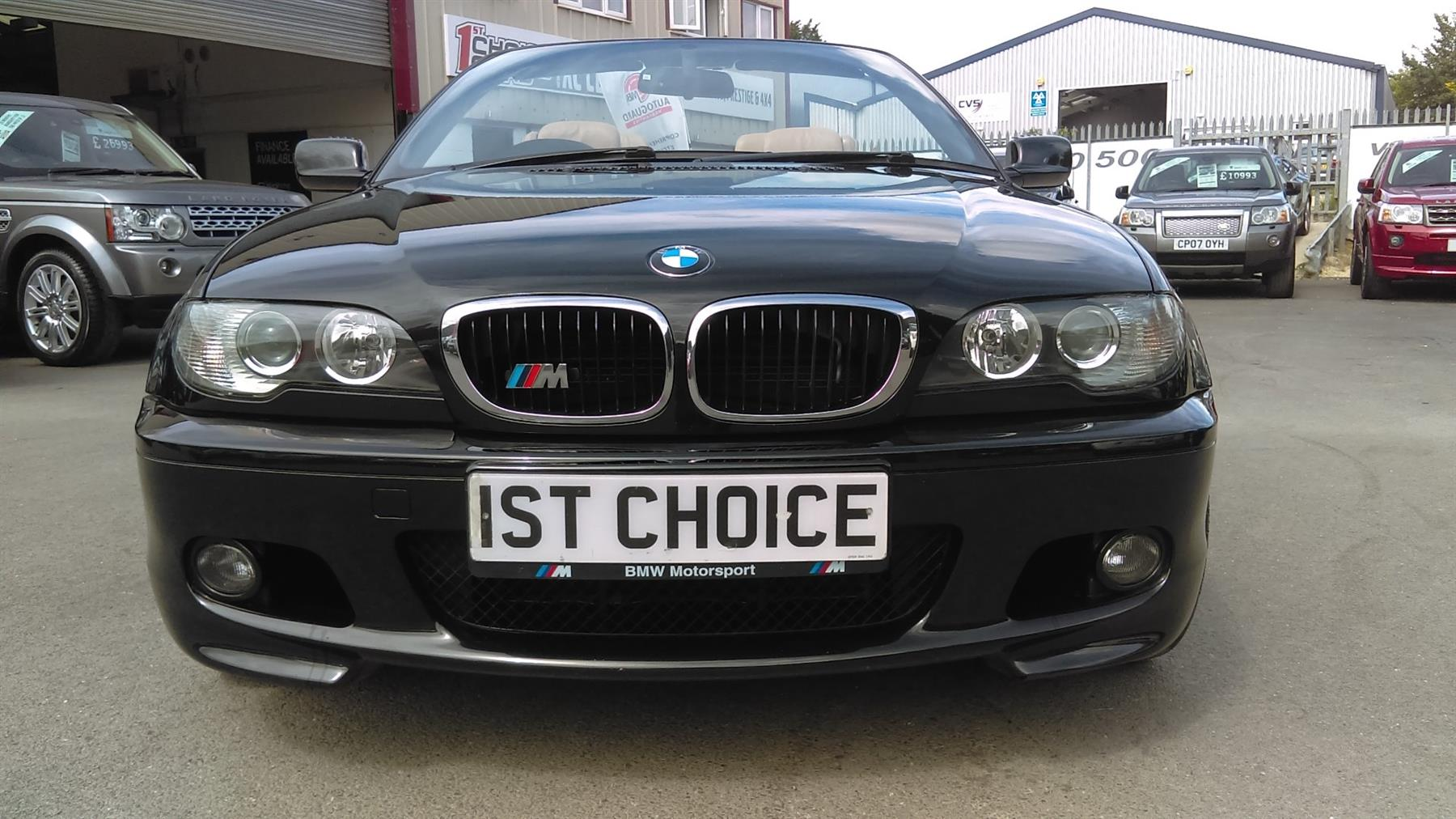 BMW 3 series 318Ci 2006 photo - 8