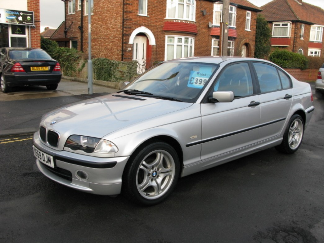 BMW 3 series 318d 2001 photo - 1