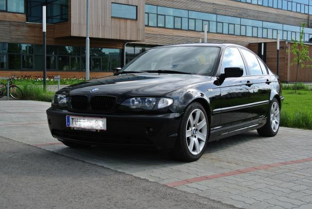 BMW 3 series 318d 2001 photo - 11