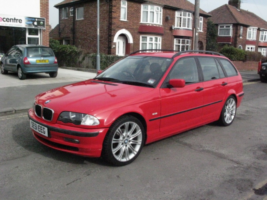 BMW 3 series 318d 2001 photo - 2