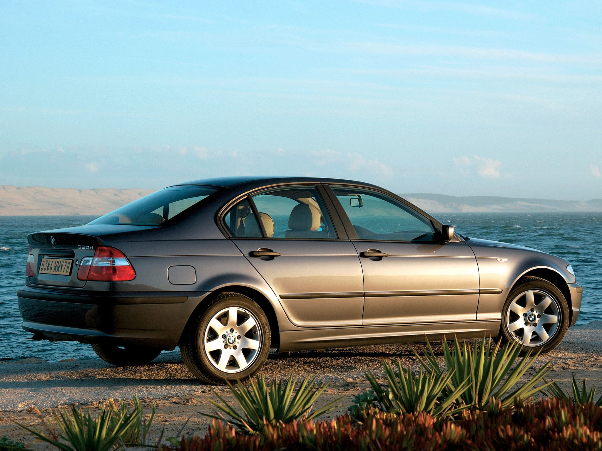 BMW 3 series 318d 2001 photo - 3