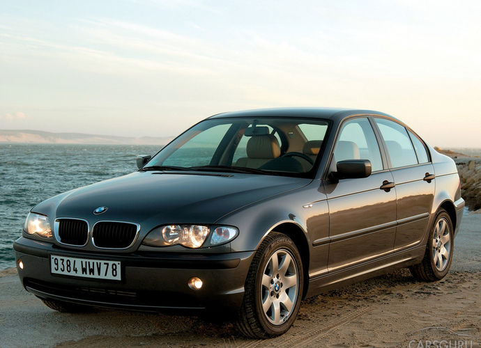 BMW 3 series 318d 2001 photo - 4