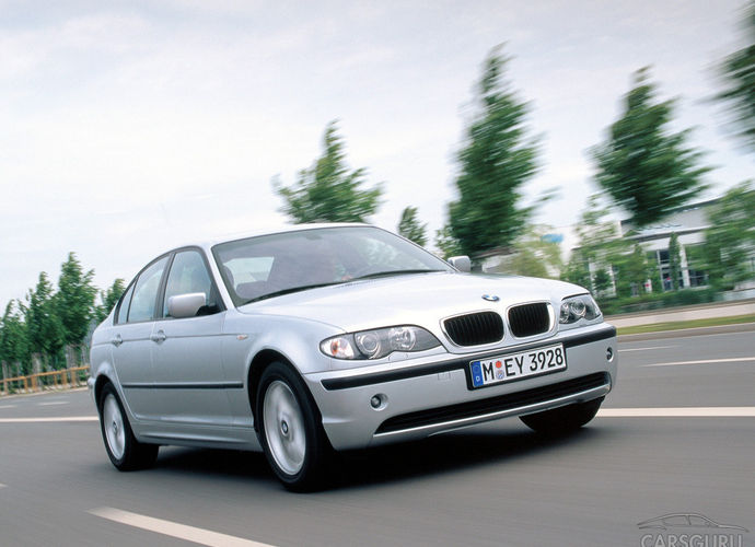BMW 3 series 318d 2001 photo - 7