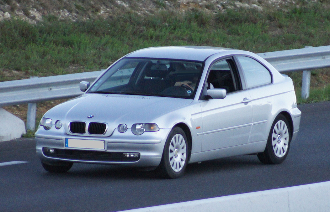 BMW 3 series 318d 2001 photo - 8