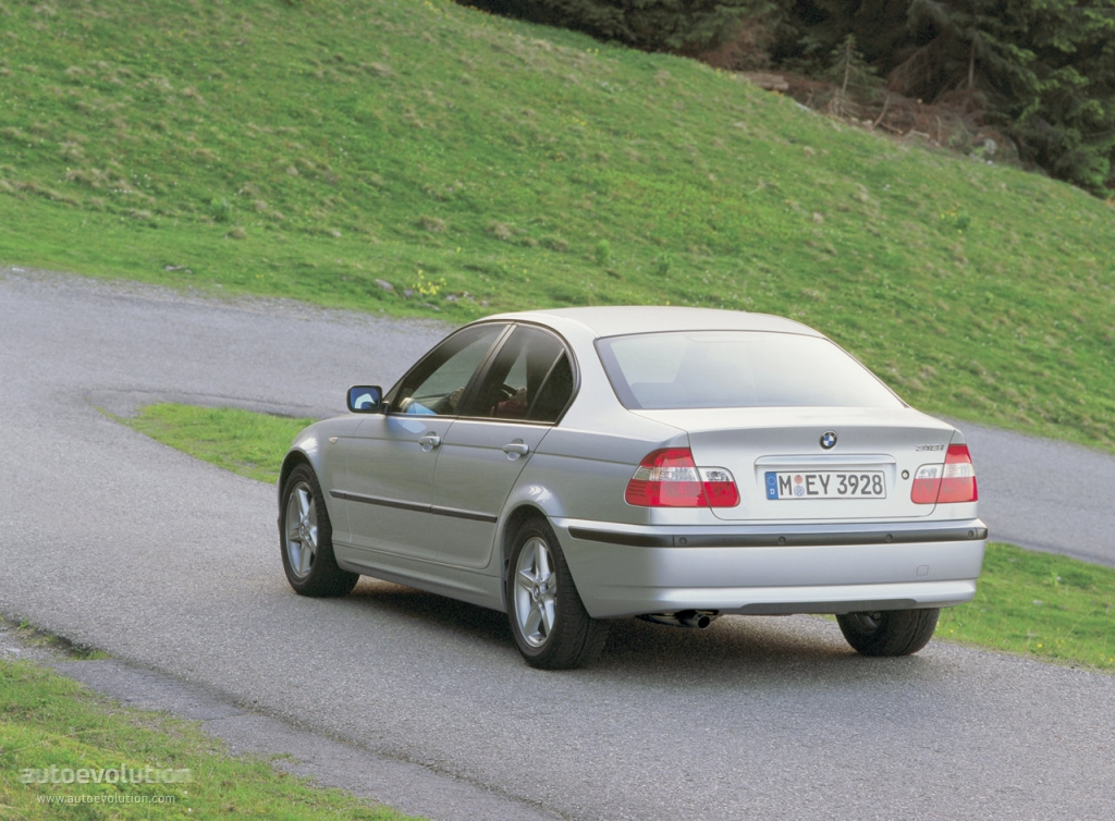 BMW 3 series 318d 2002 Technical specifications  Interior and