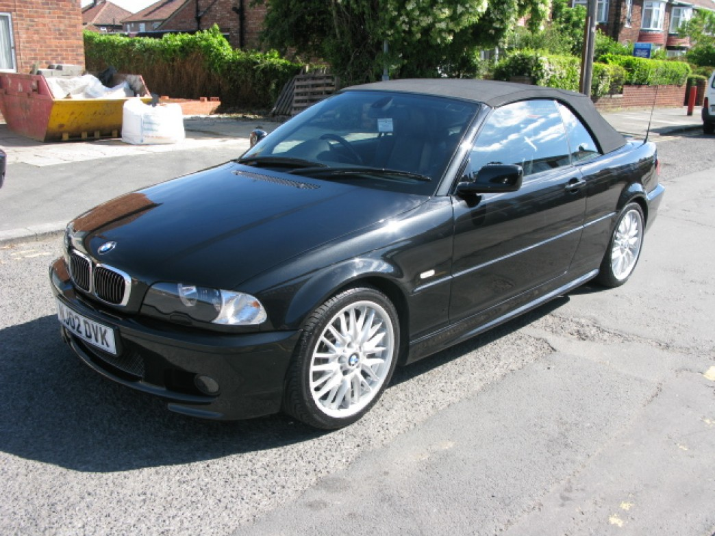BMW 3 series 318d 2002 photo - 12