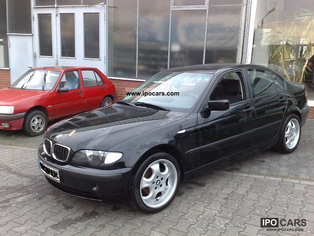 BMW 3 series 318d 2002 photo - 2