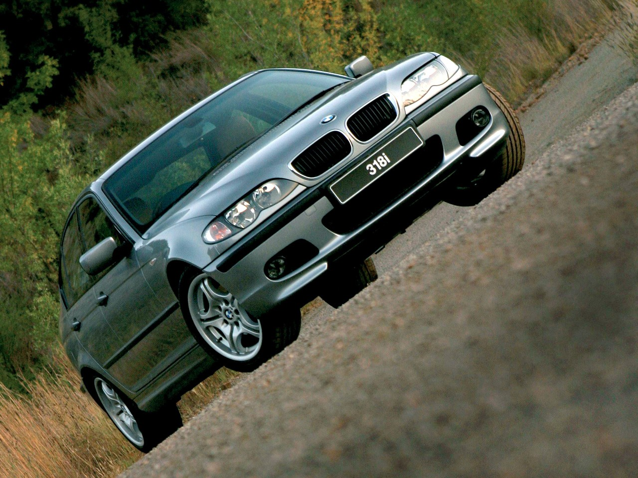 BMW 3 series 318d 2002 photo - 5