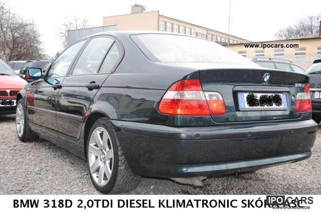 BMW 3 series 318d 2002 photo - 6