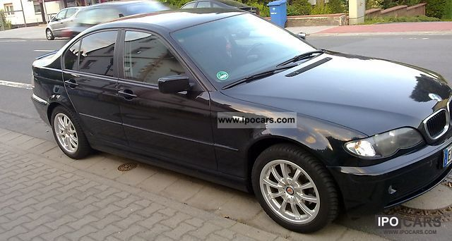 BMW 3 series 318d 2002 photo - 9
