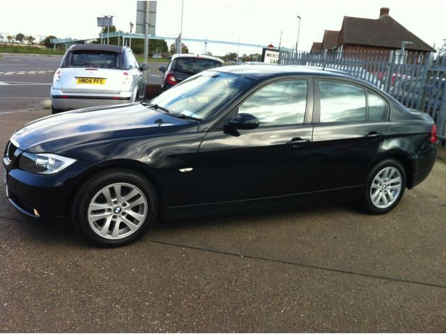 BMW 3 series 318d 2006 photo - 1