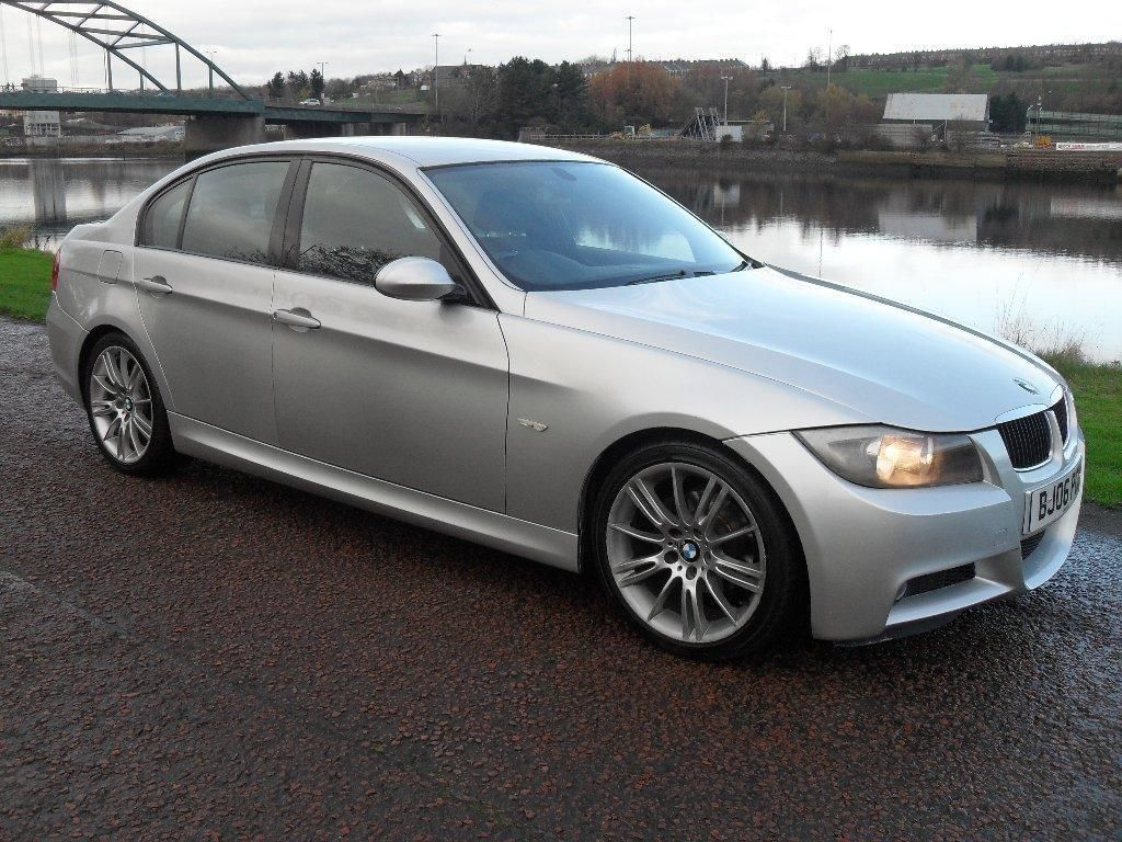 BMW 3 series 318d 2006 photo - 10