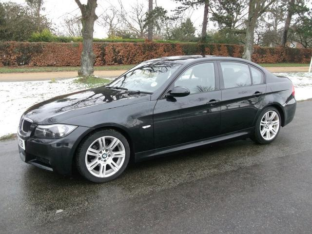 BMW 3 series 318d 2006 photo - 11