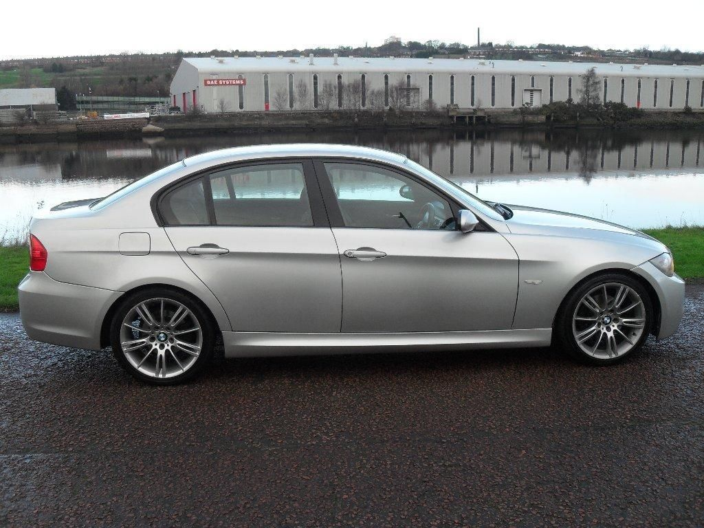 BMW 3 series 318d 2006 photo - 12