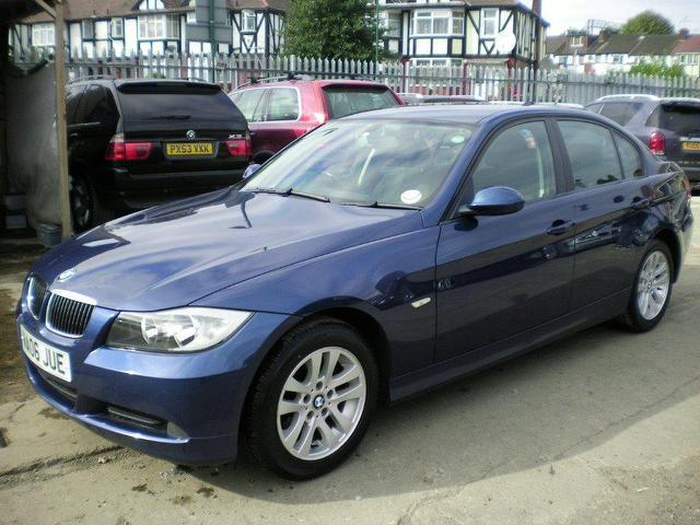 BMW 3 series 318d 2006 photo - 3