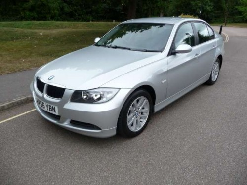 BMW 3 series 318d 2006 photo - 5