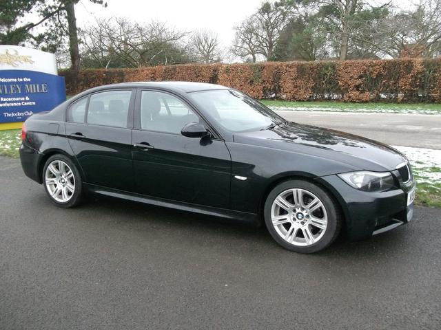BMW 3 series 318d 2006 photo - 6