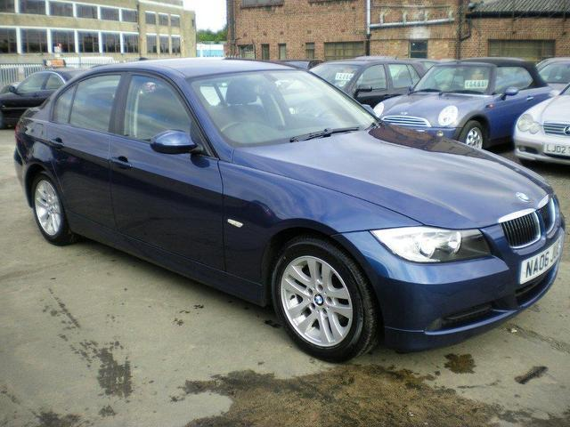 BMW 3 series 318d 2006 photo - 7
