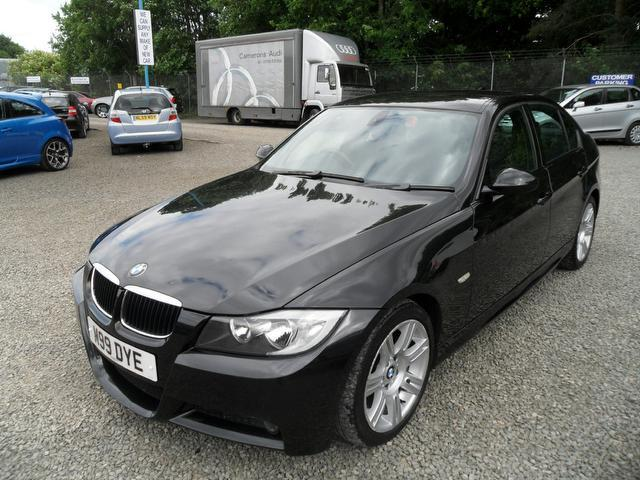 BMW 3 series 318d 2006 photo - 8