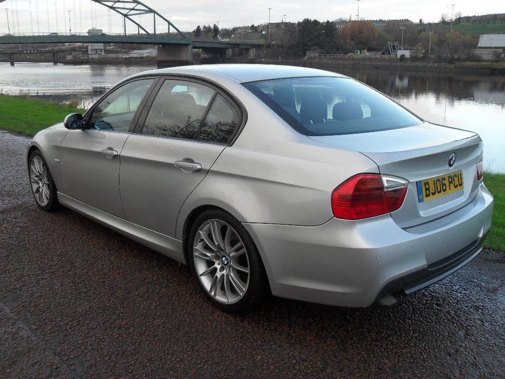BMW 3 series 318d 2006 photo - 9