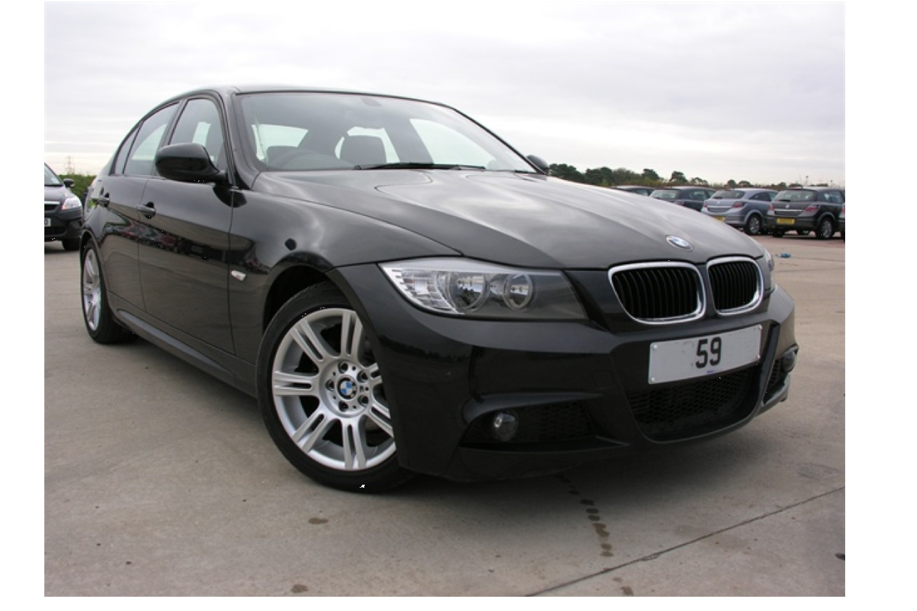 BMW 3 series 318d 2009 photo - 1