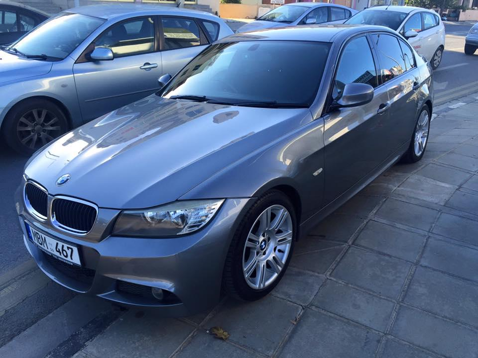 BMW 3 series 318d 2009 photo - 11
