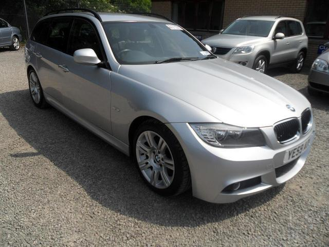 BMW 3 series 318d 2009 photo - 12