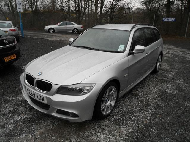 BMW 3 series 318d 2009 photo - 3