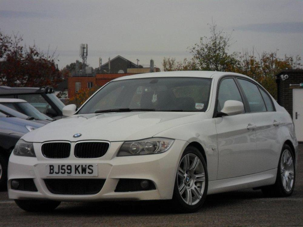 BMW 3 series 318d 2009 photo - 4