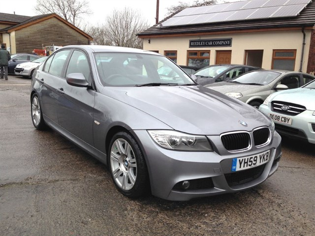 BMW 3 series 318d 2009 photo - 5