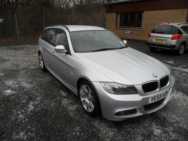 BMW 3 series 318d 2009 photo - 8