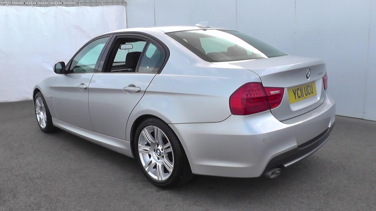 BMW 3 series 318d 2011 photo - 1