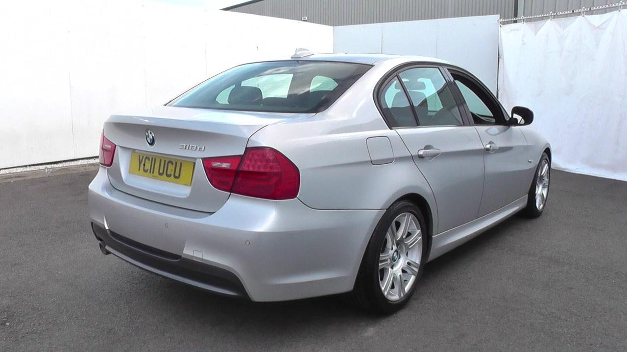 BMW 3 series 318d 2011 photo - 2