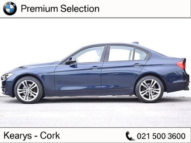 BMW 3 series 318d 2012 photo - 4