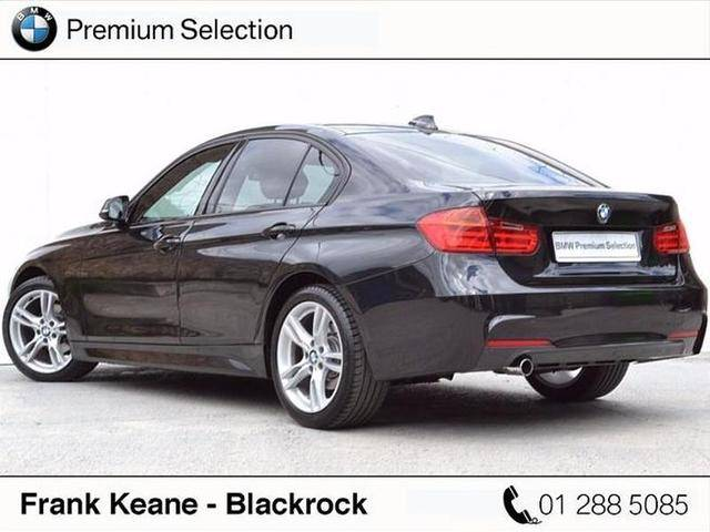 BMW 3 series 318d 2012 photo - 5