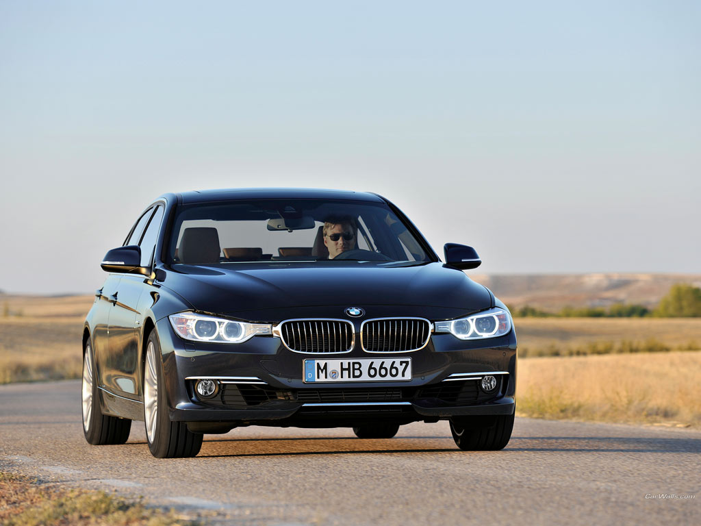 BMW 3 series 318d 2012 photo - 7