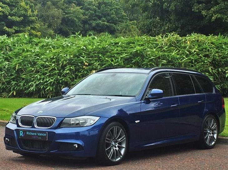 BMW 3 series 318d 2012 photo - 8