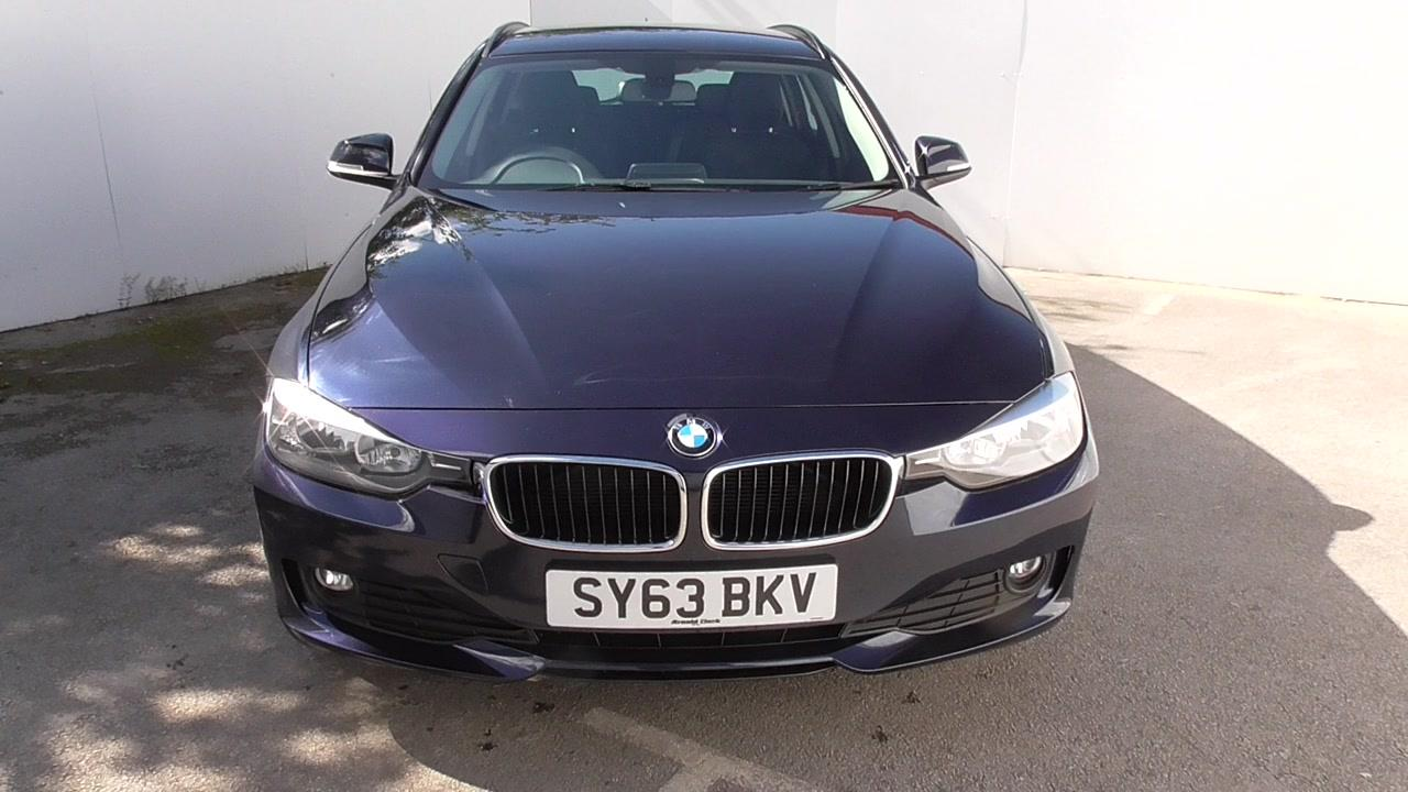 BMW 3 series 318d 2013 photo - 12
