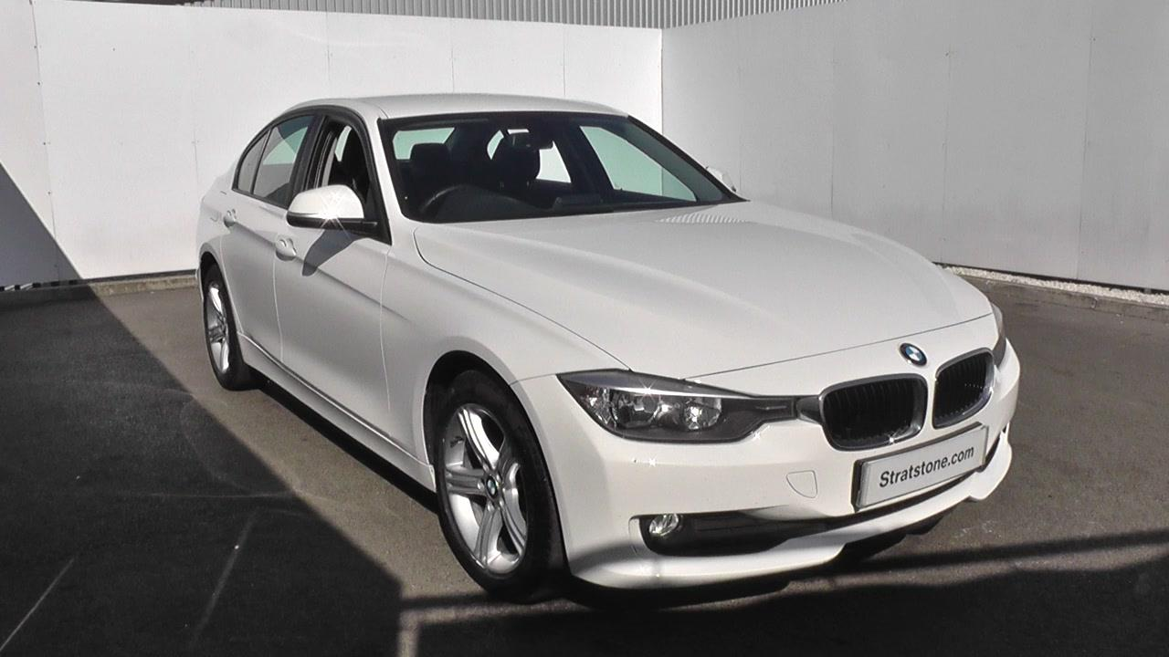 BMW 3 series 318d 2013 photo - 2