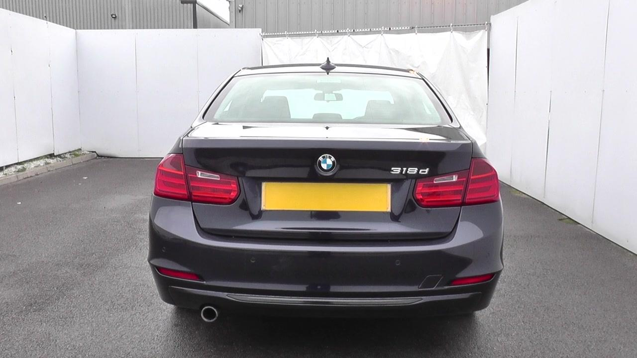 BMW 3 series 318d 2013 photo - 4