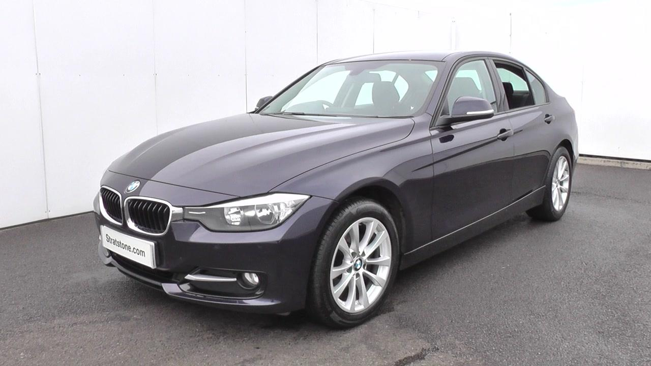 BMW 3 series 318d 2013 photo - 5