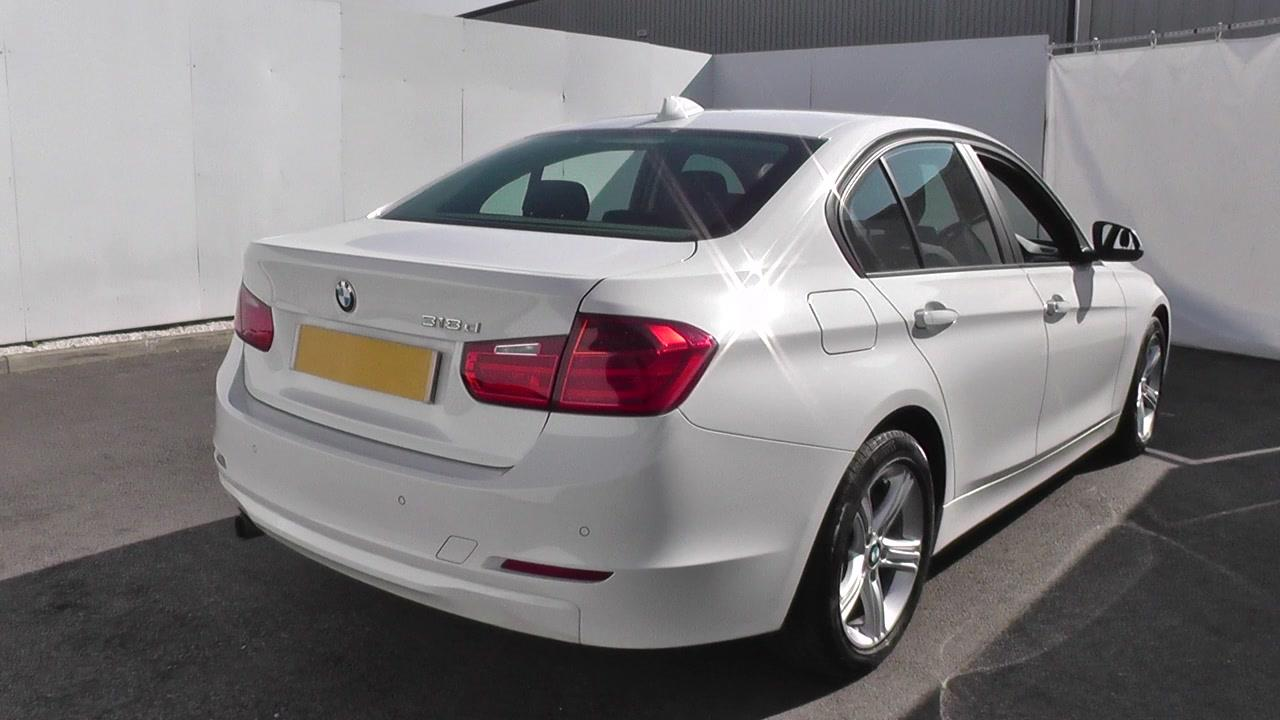 BMW 3 series 318d 2013 photo - 7