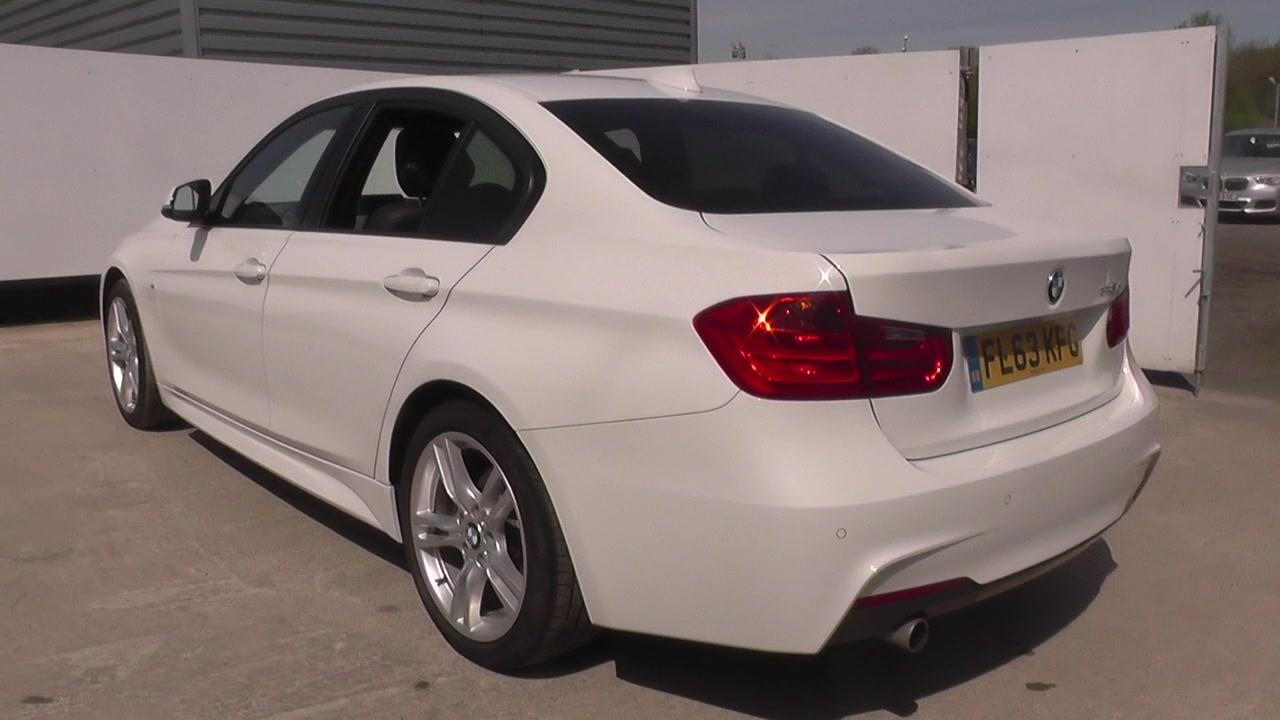 BMW 3 series 318d 2013 photo - 8