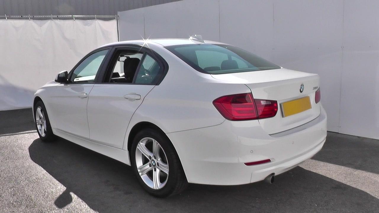 BMW 3 series 318d 2013 photo - 9